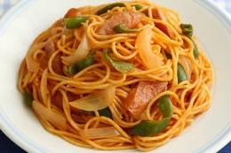 スパゲティ ナポリタン画像